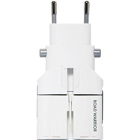 サンワサプライ 海外電源変換アダプタ 全世界9種類対応 ホワイト TR-AD1W