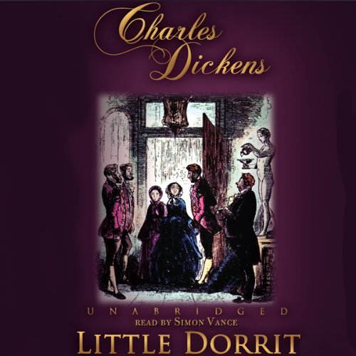 Little Dorrit cover art