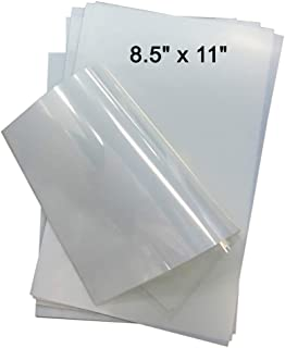 Waterproof Inkjet Milky Transparency Film 8.5