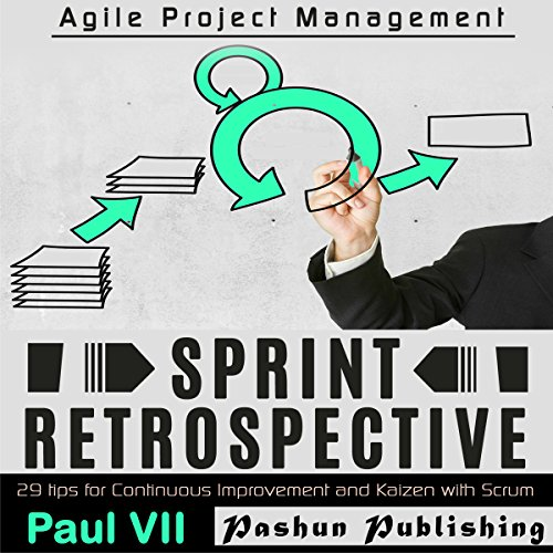 Sprint Retrospective audiobook cover art