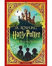 Harry Potter e la pietra filosofale. Ediz. papercut MinaLima