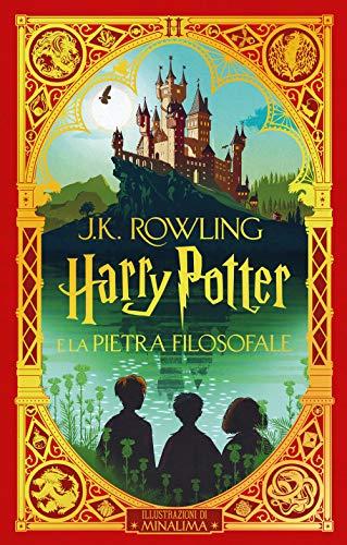 Harry Potter e la pietra filosofale. Ediz. papercut MinaLima (Vol.)