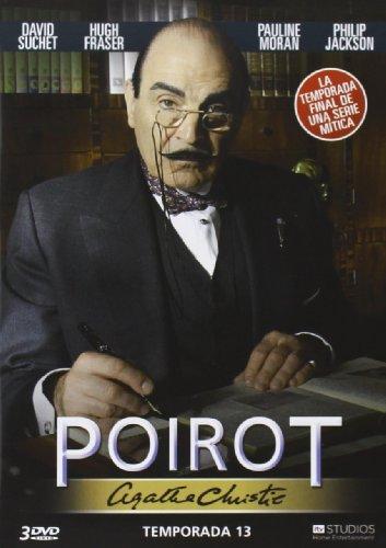 Agatha Christie - Poirot - 13ª Temporada [DVD]