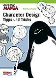 How To Draw Manga: Character Design - Tipps und Tricks - Yasaiko Midorihana