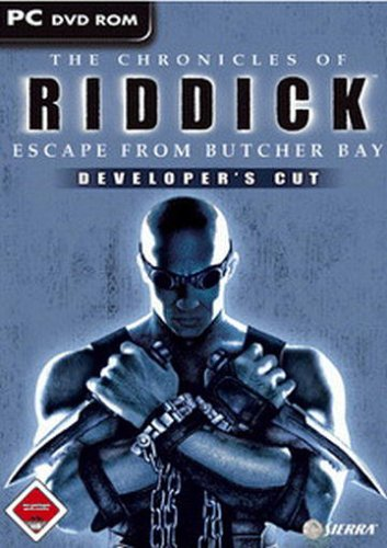 The Chronicles Of Riddick: Escape From Butcher Bay - Developer's Cut [Importación alemana]