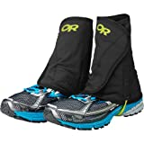 Outdoor Research Polainas W Rapid Gaiters Blk/Lemon L/Xl