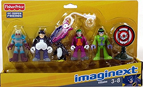 Fisher-Price Friends Imaginext DC Super Villains Action Figure