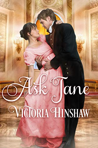 Ask Jane by [Victoria Hinshaw, The Write Designer, Lucky 13]