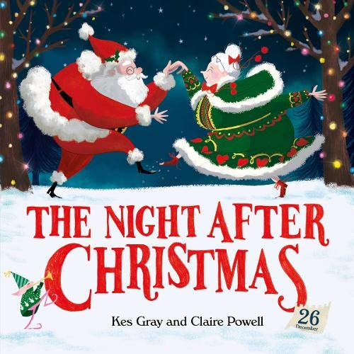 The Night After Christmas cover art