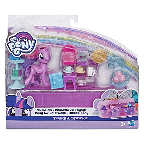 Hasbro My Little Pony Twilight Sparkle On The Go