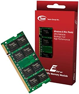 4GB (2GBx2) Team High Performance Memory RAM Upgrade For Toshiba Satellite T130-11G T130-11H T13 0-11J T130-13K Laptop. The Memory Kit comes with Life Time Warranty.