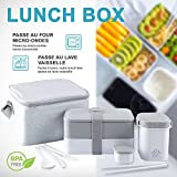 Zoom IMG-1 dwis bento lunch box in