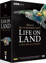 david attenborough life on land dvd