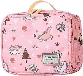 سان فينو حقيبة مستلزمات الاطفال - وردي