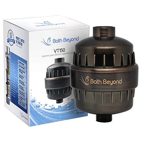 BathBeyond High Output Shower Filter
