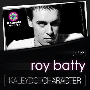 Kaleydo Character: Roy Batty Ep3