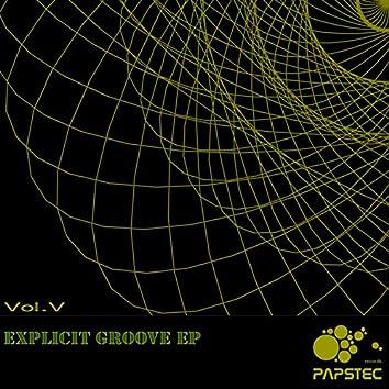 Explicit Groove Vol.5 Ep