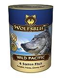 Wolfsblut | Wild Pacific | 6 x 395 g | Seefisch | Nassfutter |...