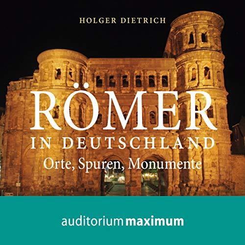 Römer in Deutschland cover art