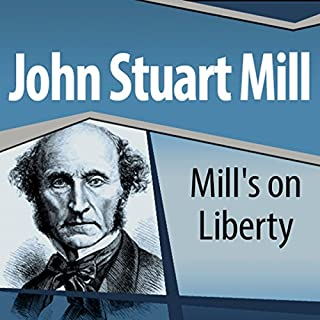 Mill's On Liberty Titelbild