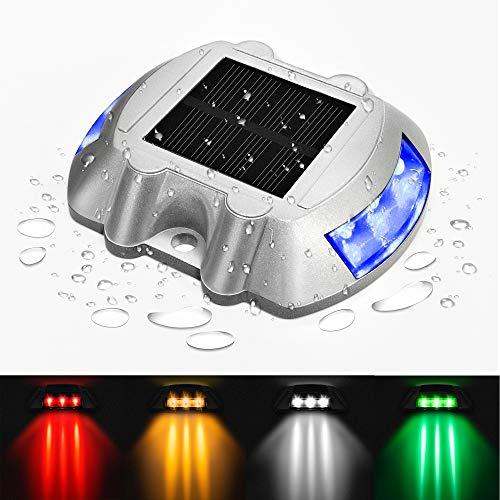 LED a luce solare solare rilevatore di movimento Lampada da Giardino Candelabro Aussenlampe