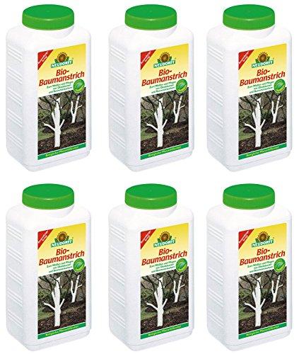 6 x 2 Liter Neudorff Bio-Baumanstrich