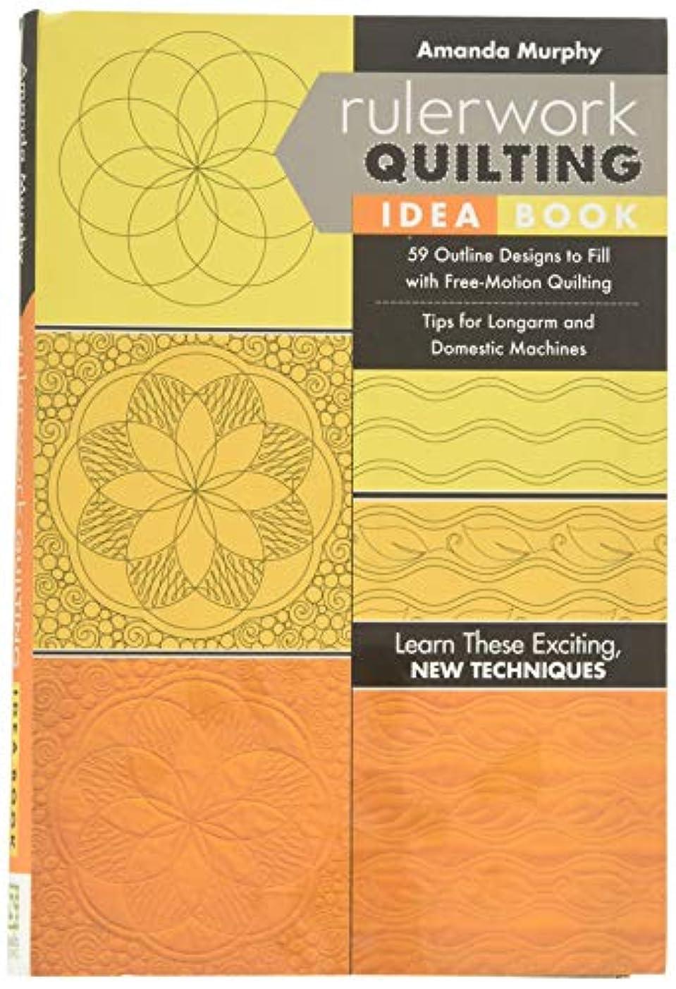 Stash 11269 Rulerwork Quilting Idea Book