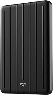 シリコンパワー 外付けSSD 1TB USB3.1 Gen2 Type-C 高速転送 Read:520MB/s 耐衝撃 PS4動作確認済 3年保証 B75pro SP010TBPSD75PSCK