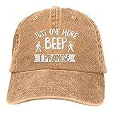 Gymini Cotización de detección de metales para un sombrero Coinshooter algodón lavable adulto gorras de béisbol ajustables para hombre mujer