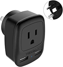 Best argentina power adapter Reviews