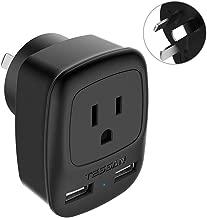 vanuatu electrical plug