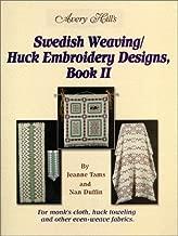 Swedish Weaving/Huck Embroidery Designs Book 2