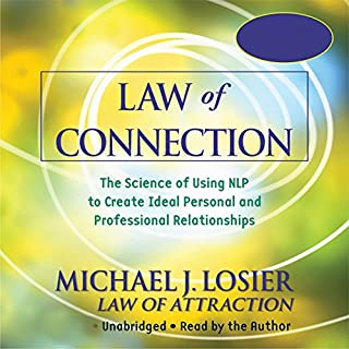Law of Connection audiobook cover art