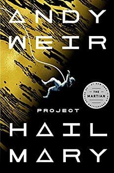 Project Hail Mary by Andy Weir science fiction and fantasy book and audiobook reviews