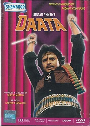 Daata (Brand New Single Disc Dvd, Hindi Language, With English Subtitles, Released By Shemaroo)