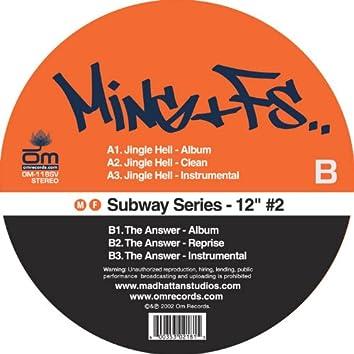"Subway Series 12"" #2"