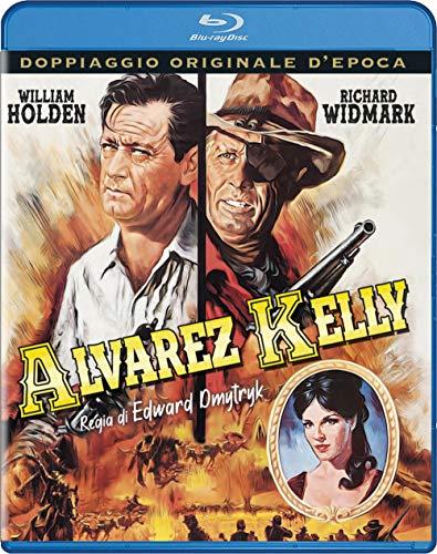 Alvarez Kelly [Italia] [Blu-ray]