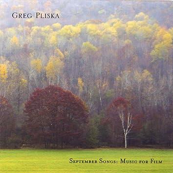 September Songs: Music for Film