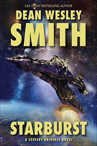 Starburst: A Seeders Universe Novel (English Edition)