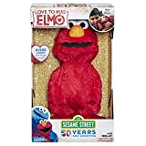 Sesame Street Love to Hug Elmo Talking, Singing, Hugging 14' Plush Toy for Toddlers, Kids 18 Months & Up
