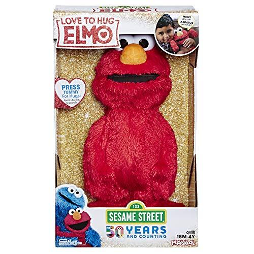 Sesame Street Love to Hug Elmo Talking, Singing, Hugging 14 JungleDealsBlog.com