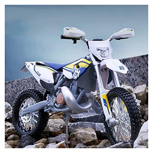 Boutique 1/12 para Husqvarna FE 501 Motocicleta Diecast Motocross Aleación Metal Modelo Motocicleta Juguetes para Niños Regalos Cumpleaños