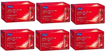 FANCL HTC Collagen DX Tense Up Drink for Radiant Skin Japan×6 Set ◆Estimated Delivery 4~7 Days◆