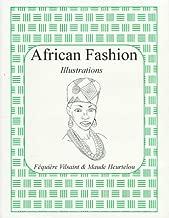 African Fashion Illustrations