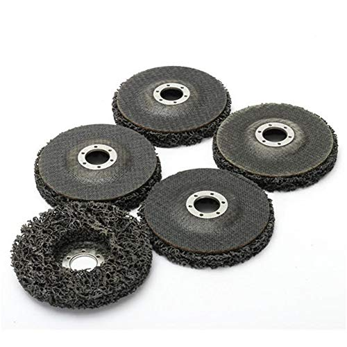 For Sale! Multitool Sanding Kits 115mm Polycarbide Abrasive Stripping Disc Wheel Abrasive Disc Rust ...