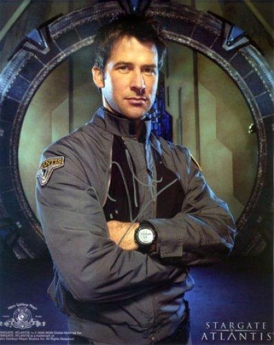 Joe Flanigan Autogramm 3 - Lt. Commander John Sheppard - Stargate Atlantis