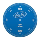 Motion Pro 08-0092 Anodized Blue Degree Wheel by Motion Pro