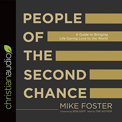 People of the Second Chance audiobook cover art