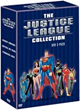 The Justice League Collection: (Secret Origins / Justice on Trial / Paradise Lost)