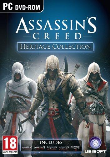 Assassin's Creed Heritage Collection [Importación Inglesa]